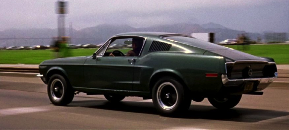 Classic Mustangs In Movies Precision Car Restoration