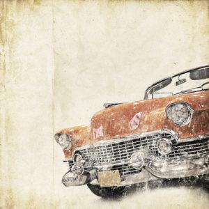 sports car vs muscle car
