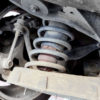 classic car suspension