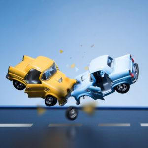 classic car accident