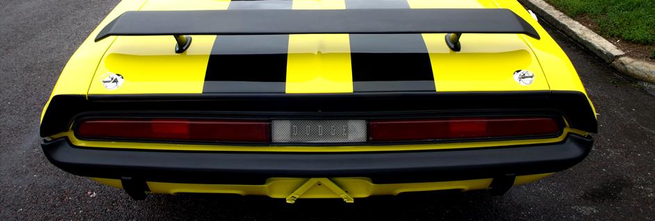 Dodge Restoration - Precision Car Restoration